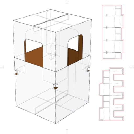 cardboard die cutting