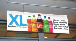 XL Display Board
