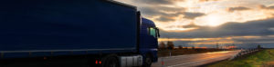 truck journey
