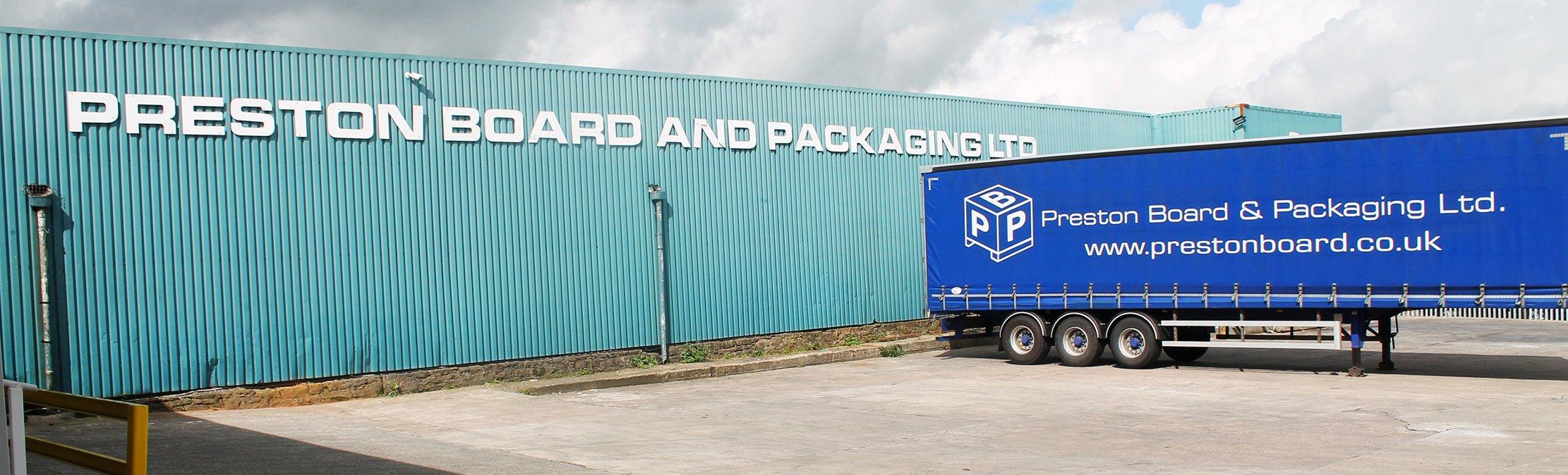 Preston Board and Packaging Ltd