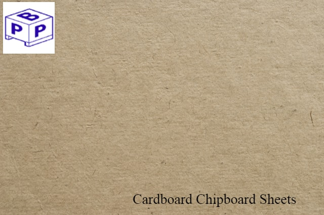 cardboard chipboard sheets