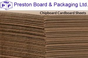chipboard cardboard sheets