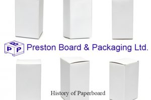 History of Paperboard