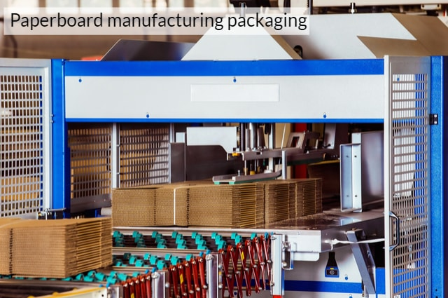 paperboard packaging manufacturing