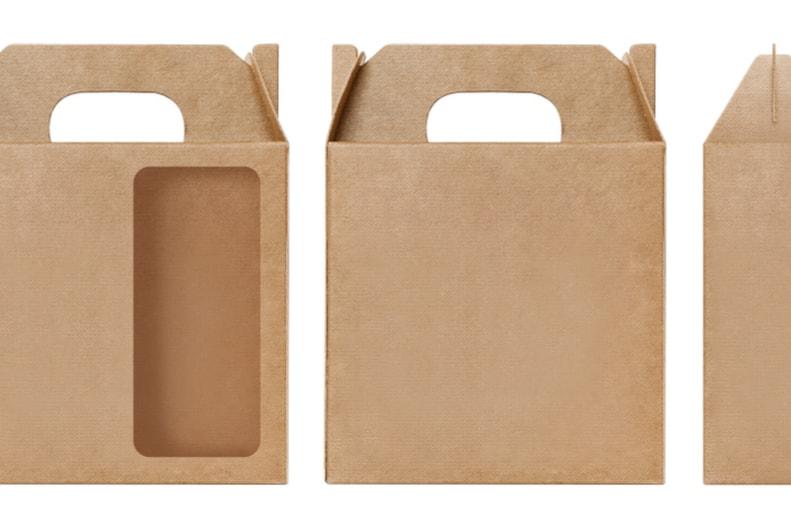 Kraft paperboard