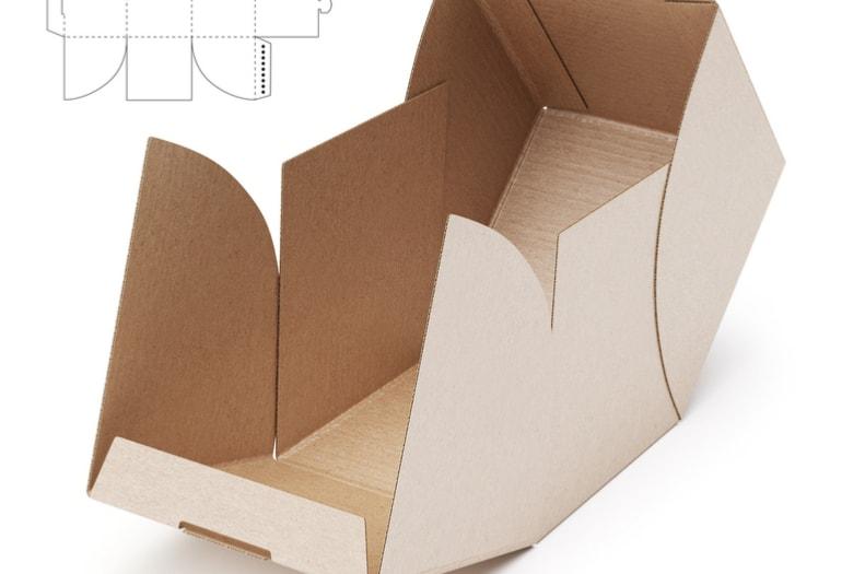 die cut cardboard