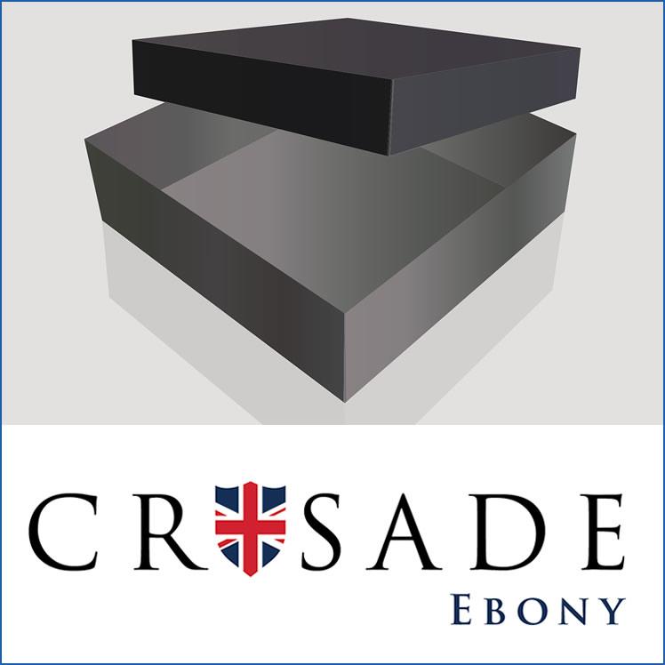 crusade ebony