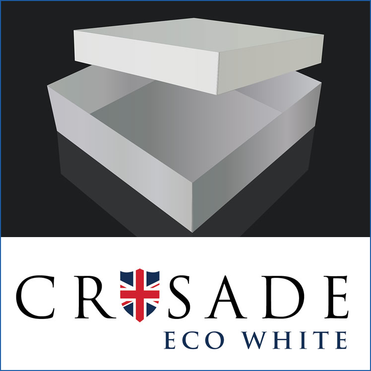 crusade eco white