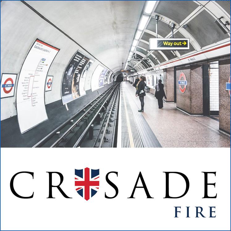 crusade fire