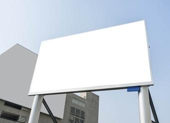 outdoor display boards